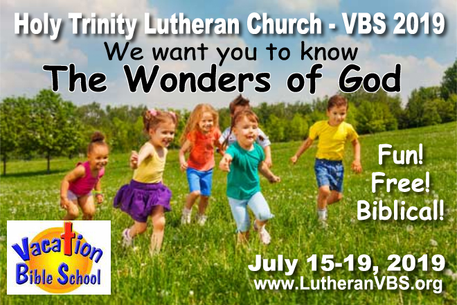 VBS Postcard front
