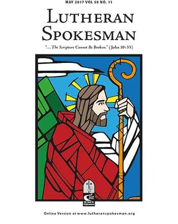 lutheran spokesman